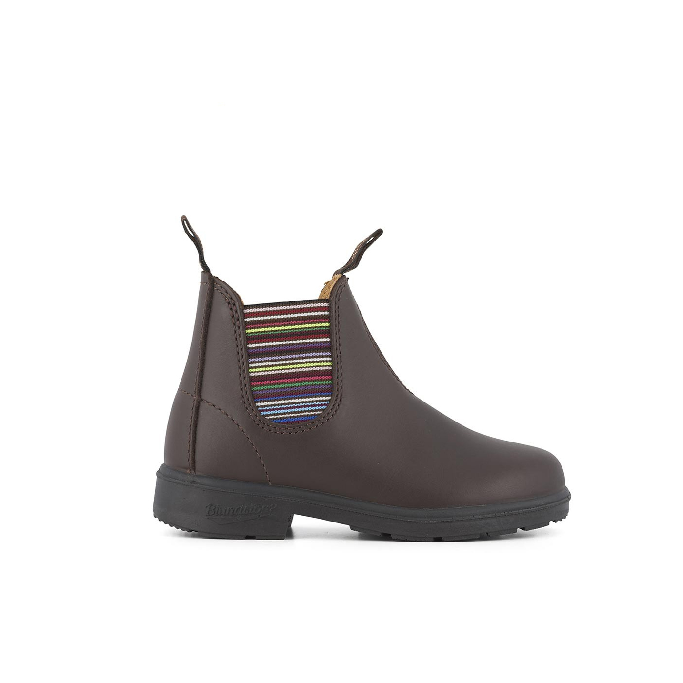 1413 Kids Boots - Brown / Stripes