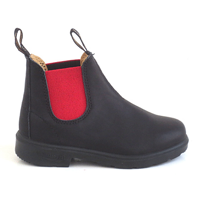 581 Kids Boots - Black / Red