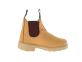 1411 Kids Boots - Wheat Nubuck