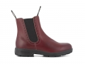 1443 Lady Hi Top Boots - Burgundy Rub