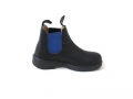 580 Kids Boots - Black / Blue
