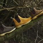 Naturellement belles blundstone chelseaboots shoes foret boots nature arbre menstyle