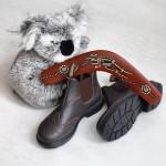 Souvenirs dun voyage en Australie 2 blundstone boots australia travelhellip