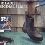 Footwear News Sept 2015